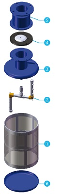 Suction Filter parts