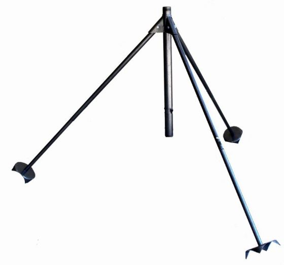 """Picture of DuCaR Tripod ECON Connection Stand 1.5"""""""