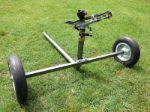 Agricultural Irrigation Sprinkler Cart Atom 28