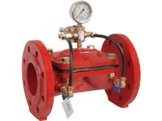Pressure reducing valve 600 series