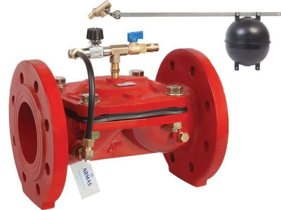 Armas Float Level Control Valves 600 series