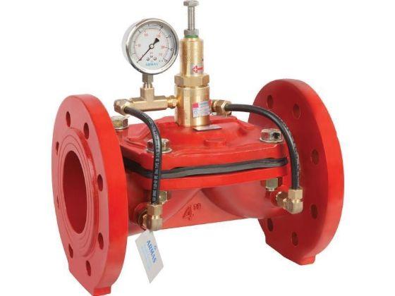Quick Pressure relief control valve 600 series