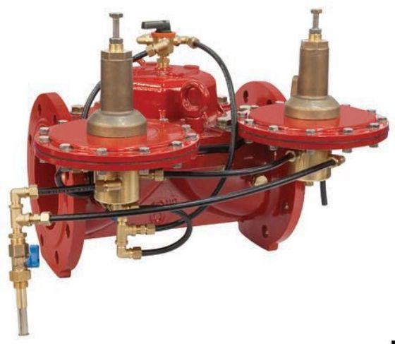 Bi-Level Altitude Controlled Valve 600 series