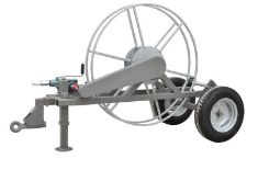 DuCaR PTO Drive Lay Flat Hose Roller - Easy to use - Reliable