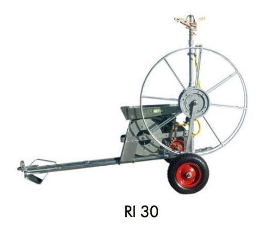 RI-30 Piston Drive Soft Hose Travelling Irrigator