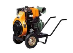 Antor 17 HP Diesel 4 LD 820 LY3 Motopump