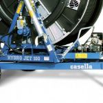 Casella EXP-M 100/400 Hard Hose Irrigator Double Chassis