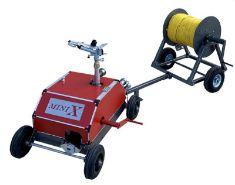 DuCaR IrriCruiser MINI Soft Hose Travelling Irrigator