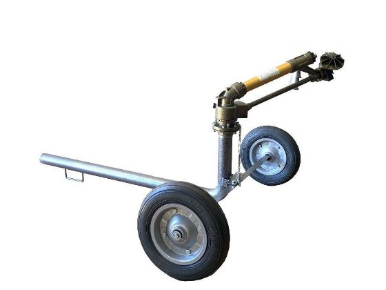 DuCaR Pivot JET Windy Area Sprinkler Cart Set